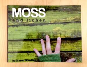 Moss Book by Karen Nierlich