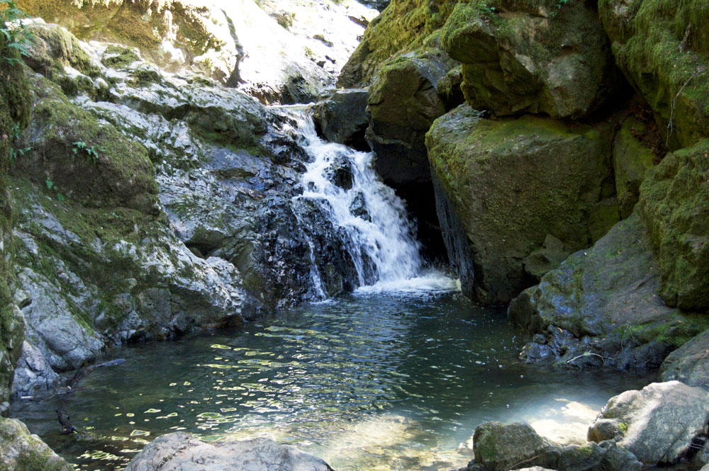 Cataract Falls, Marin, CA