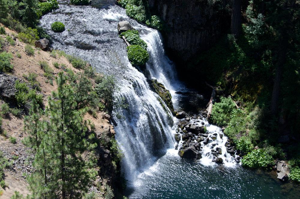 McCloud Falls